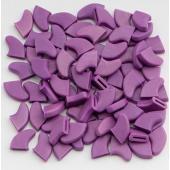 """Защитные колпачки на когти """"Антицарапки"""" Фиолетовые, 40 шт."""